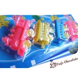 Świeczki Zabawki Podstawki - Ciuchcia