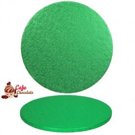 Gruba Tacka Zielona Okrągła 25 cm