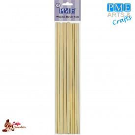 PME Drewniane Szpilki Stabilizujące 30 cm