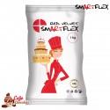 Masa Cukrowa Velvet Czerwona SmartFlex 1kg