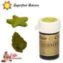 Sugarflair Barwnik AGRESTOWA ZIELEŃ - Gooseberry 25g