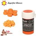 Sugarflair Barwnik MORELOWY - Apricot 25g