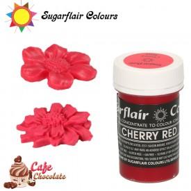Sugarflair Barwnik CZERWONY WIŚNIOWY - Cherry Red