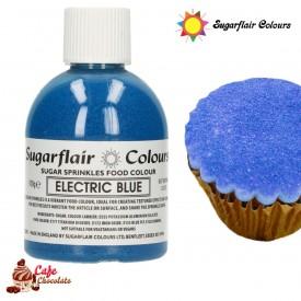 Cukier Dekoracyjny Elektryczny Błękit Sugarflair