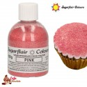Cukier Dekoracyjny Różowy Sugarflair