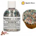 Cukier Dekoracyjny Tęczowy Sugarflair