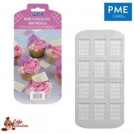 Forma Mini Tabliczka Czekoladki PME
