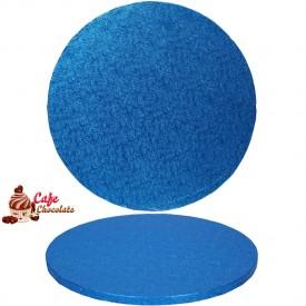 Gruba Tacka Niebieska Okrągła 30 cm
