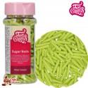 Pałeczki Zielone Matowe XL 70g FunCakes