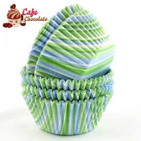 Papilotki Cupcake III 50mm