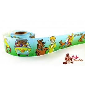 Taśma Scooby-Doo 1m