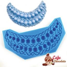 Forma Girlanda sznur perełek 125 mm