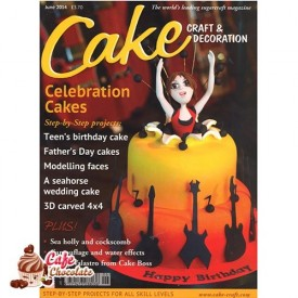Cake Craft & Decoration 06.2014
