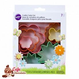 Wilton Wycinarki Ogród Kolorowe Kwiaty