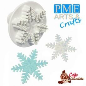 Wycinarka Snieżynka Snowflake DUŻA PME