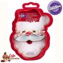 Wilton Wycinarka Mikołaj z wąsami