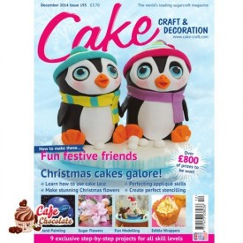 Cake Craft & Decoration 12.2014