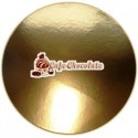 Podkład Okrągły 28cm - Złoty