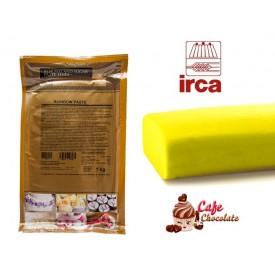 Masa Cukrowa - IRCA RAINBOW PASTE Żółta 1kg