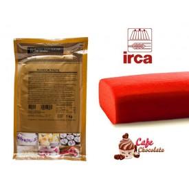 Masa Cukrowa - IRCA RAINBOW PASTE Czerwona 1kg