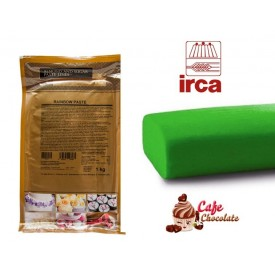 Masa Cukrowa - IRCA RAINBOW PASTE Zielony 1kg