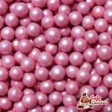 Perełki Różowe Perłowe nabłyszczane 5,5 mm