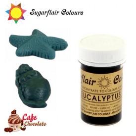 Sugarflair Barwnik CIEMNY ZIELONY - Eucalyptus