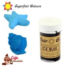 Sugarflair Barwnik NIEBIESKI - Ice Blue