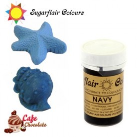Sugarflair Barwnik GRANATOWY - Navy Blue