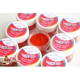 Barwnik Matowy Czerwony Makowy - Poppy Red - RD