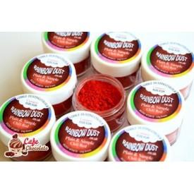 Barwnik Matowy Czerwony - Chili Red - RD