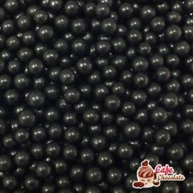 Perełki Czarne Perłowe nabłyszczane 5,5 mm