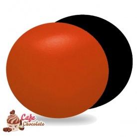 Podkład Okrągły 24 cm - Pomarańczowy