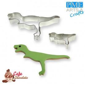 Wycinarka Dinozaur 2 szt PME