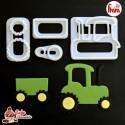 Wycinarka Traktor FMM