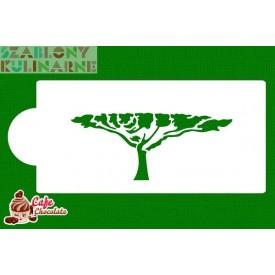 Szablon Rozłożyste drzewo