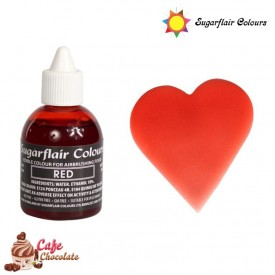 Sugarflair Czerwony 60 ml