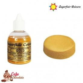Sugarflair Perłowy Złoty 60 ml