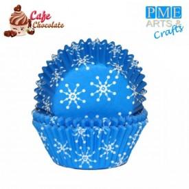 Papilotki Mini Snieżynka PME 35 mm
