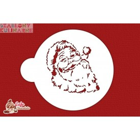 Szablon Święty Mikołaj