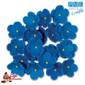 Kwiatki Niebieskie 24 szt PME