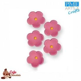 Kwiatki Różowe Średnie 30 szt PME