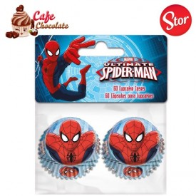 Papilotki Mini Spiderman Stor 30 mm