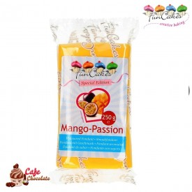 Masa Cukrowa Mango 250g FunCakes