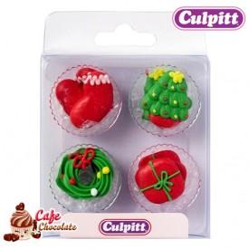 Dekoracje Boże Narodzenie 12 szt Culpitt