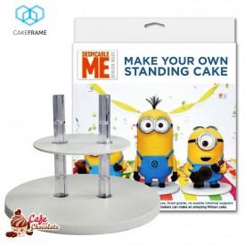 CakeFrame Stojak Na Tort Minionki