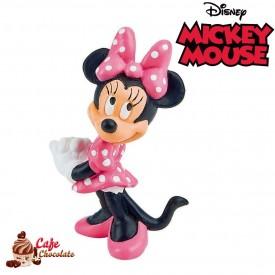 Myszka Minnie - Figurka Myszka Minnie 7 cm