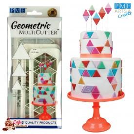 Geometryczna Trójkąty Zestaw PME