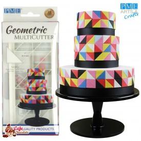 Geometryczna Trójkąt Prostokątny Średnia PME