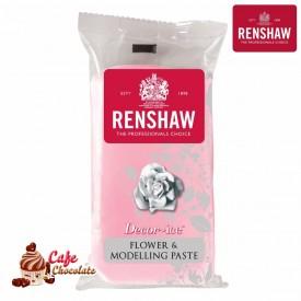 Masa Do Modelowania Różowa Róża Renshaw 250g